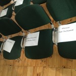 Wyznaczone miejsca dla gości - Sobibór 2013