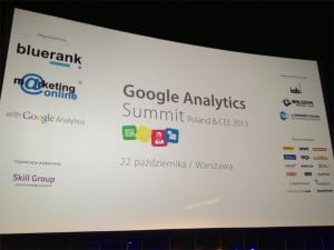 Google Analytics Summit