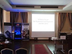 Przed rozpoczęciem konferencji