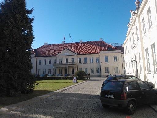 Spotkanie polsko-niemieckie w siedzibie MKiDN
