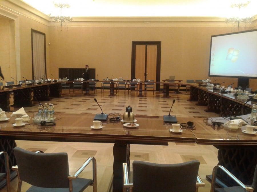 Tłumaczenia symultaniczne dla Rady Oświęcimskiej
