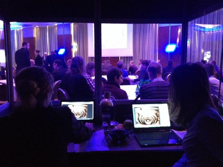Konferencja dla firmy Aermec