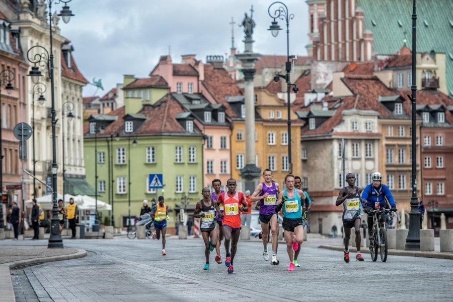 Tłumaczenie podczas Orlen Warsaw Marathon