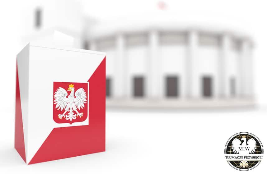 Biuro tłumaczeń MIW w Sejmie RP