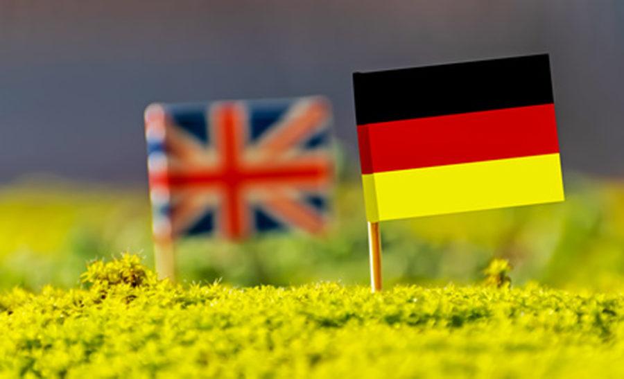 Angielsko-niemiecki tłumacz symultaniczny